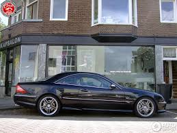 Mercedes-Benz CL 55 AMG C215 Kompressor - 3 September 2015 ...