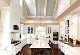 kitchen lighting for vaulted ceilings. Cathedral Ceiling Lighting Vaulted Light Fixtures Sloped Kitchen For . Ceilings