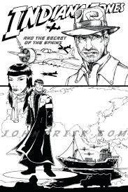 Small Picture Indiana Jones Coloring Pages zimeonme