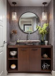 Powder Room Design Ideas View In Gallery Elegant Powder Room Decorating Idea Design Insignia Design Group