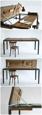 industrial wood furniture. reclaimed wood furniture by manoteca industrial