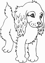 Free Printable Dachshund Coloring Pages At Cute Animal Coloring Pages