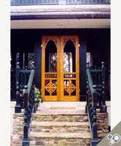 double storm doors. Double Chelsea Screen \u0026 Storm Door In Spanish Cedar. Browse More Victorian Designs Like This Doors A