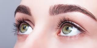 Permanentní Make Up Obočí Pomocí Mikropigmentace
