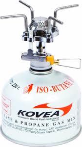 Туристическая <b>газовая горелка Kovea</b> KB-0409 <b>Solo</b> Stove ...