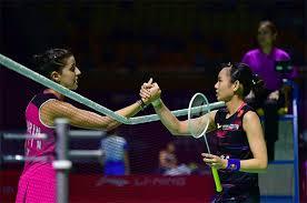 World #1 (since 【toyota thailand open date: Tai Tzu Ying Advances Pv Sindhu Crashes Out Of Fuzhou China Open First Round Badmintonplanet Com