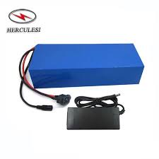 36 Volt Rechargeable Ebike <b>Battery</b> Pack 36V 10Ah 12Ah 15AH ...