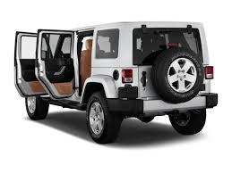 Image: 2012 Jeep Wrangler Unlimited 4WD 4-door Sahara Open Doors ...