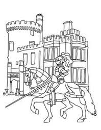 Small Picture Stunning Castle Knights Coloring Pages Contemporary Coloring