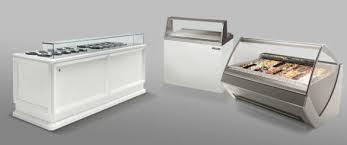 the top gelato freezer styles are european american and pozzetti