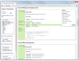 Wysiwyg Xslt Designer Documentation For Xslt Stylesheets