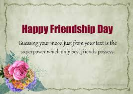 Happy Friendship Day Quotes Wishes Greetings For Best Friend
