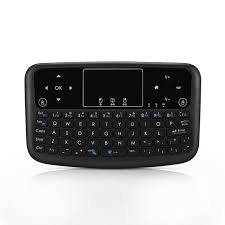 <b>Alfawise A9 New Touch</b> - Wireless Keyboard Flying Mouse ...