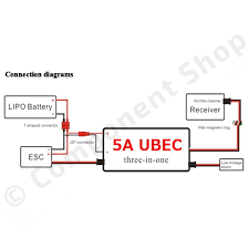 5a (max 7 5a) 3 in 1 universal battery eliminator circuit (ubec Ubec Wiring Diagram Ubec Wiring Diagram #41 turnigy ubec wiring diagram