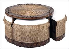 rattan coffee table rattan coffee table ottoman beautiful wicker round coffee table round wicker coffee table