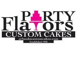 Vendor Spotlight: Party Flavors Custom Cakes - A Chair Affair, Inc.