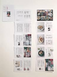 Master Editorial Design The Story Of Editorial Design For Book Cookbook Nana Jeon