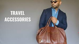 10 <b>Travel</b> Accessories <b>Men</b> Should Invest In For 2020 - YouTube