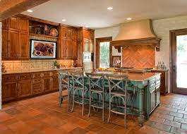 Cool Or Fool Tv In The Kitchen Home Bunch Interior Design Ideas