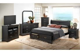 King Size Modern Bedroom Sets Black King Size Bedroom Sets Madison Black Zebrano 5pc King Size