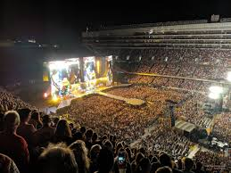 Soldier Field Seating Chart For Kenny Chesney Concert Soldier Field Section 434 Concert Seating Rateyourseats Com