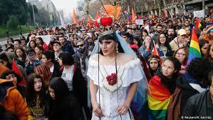 Chile da paso histórico hacia la aprobación del matrimonio igualitario. La Cidh Cita A Chile Para Que Avance Con El Matrimonio Igualitario Chile En Dw Dw 26 09 2018