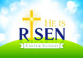 Easter Greeting Card Template Unique He Is Risen Easter Sunday Holy Week Vector Card Happy Holiday