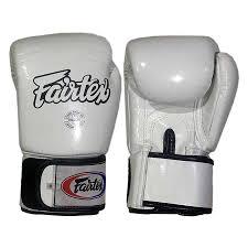Details About Fairtex Bgv1 Tight Fit Universal Muay Thai Boxing Gloves White