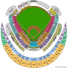 Kauffman Stadium Seating Chart With Seat Numbers Seating Chart