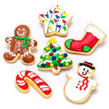 Melt hearts and warm tummies with these adorable christmas treats! Cookies For Santa Christmas Cookies Cookies By Design
