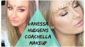 vanessa hudgens kendall jenner 2018 coaca inspired makeup tutorial
