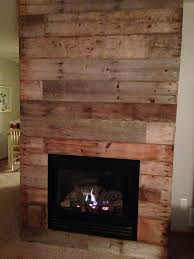 fireplace makeover with reclaimed barnwood google search
