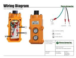 pierce arrow control wiring diagrams momentary control wiring diagram