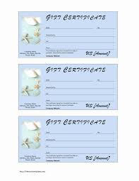 Gift Card Samples Free Gift Certificate Template Free Oil Change Fresh Free Gift 13
