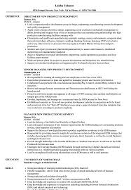 Product Development Resume Sample New Product Development Resume Samples Velvet Jobs 4