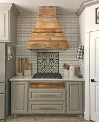 cabinet vent hood. Interesting Hood Shanty2chic Kitchen Free Plans Coming For The Vent Hood Soon Cabinet  Color Is Dorian Grey And Wall Pure White Both By SherwinWilliams And Vent Hood I