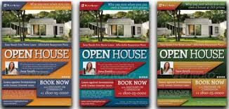 open house flyers template open house flyers templates template business