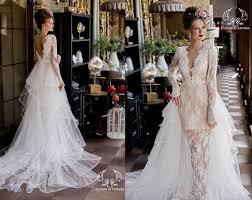 wedding dress long sleeve wedding dress lace wedding dress