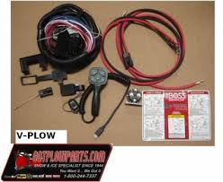 boss snow plow wiring instructions images boss control kit smarttouch 2 rt3 v plow msc15100
