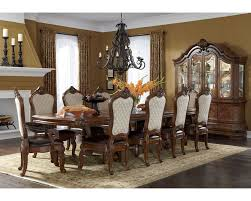Dining Set WTrestle Table Tuscano AI - Aico dining room set
