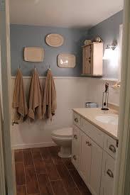 Re Tile Bathroom Faux Wood Tiles On Pinterest Tile Bathroom Floors Wood Tile Shower