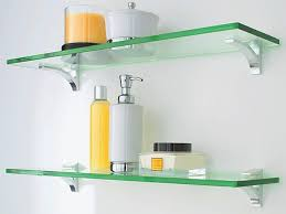 furniture glass shelves for bathroom awesome kes a4126a aluminum rectangular shelf wall mounted with 23