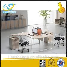 small office workstations. Hot Selling Big Lots Computer Desk Office Workstation For 2 Person Small Workstations L
