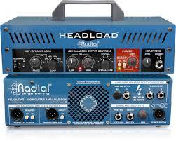 guitar amp load box