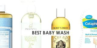 Best Baby Wash For Newborns Baby Bath Products Reviewed ...