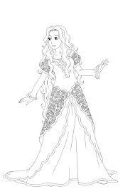 Kleurplaten Prinses Daisy