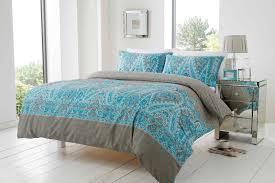 kensington teal bedding set