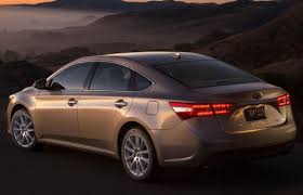 2015 Toyota Avalon Hybrid - Information and photos - ZombieDrive