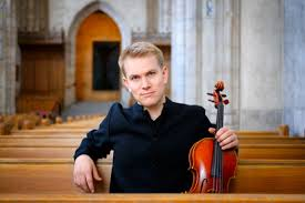 Keith Hamm - viola - Music By The Sea