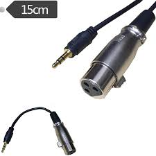 trs jack wiring diagram images 2m xlr male to 3 5mm stereo jack plug cable pc puter to 3 pin mixer